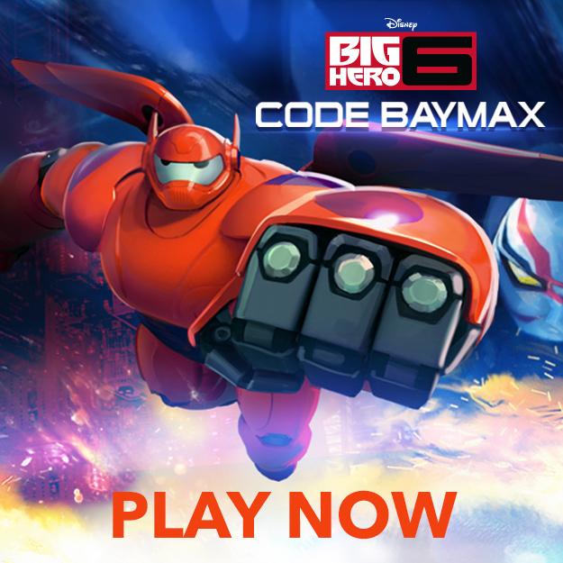 Big Hero 6 Code Baymax