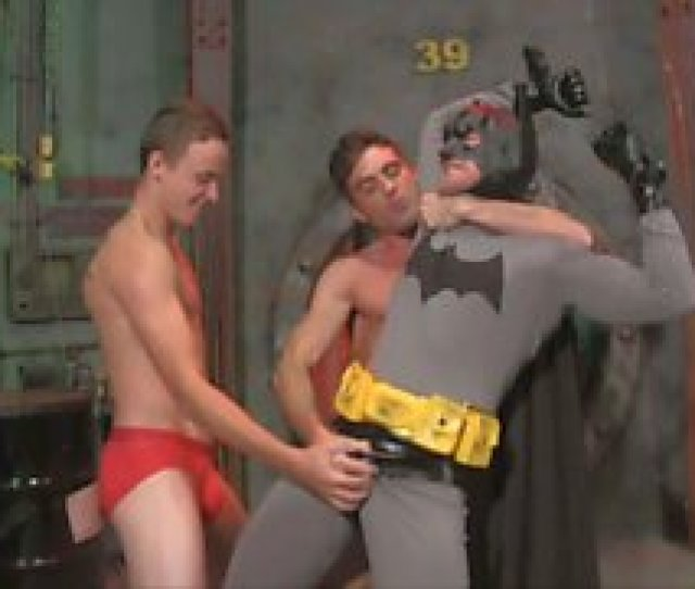 Batman Vs The Gogo Boys Gay Superhero Domination
