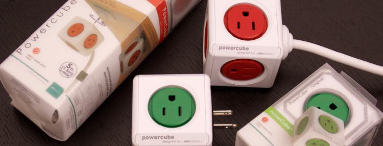 PowerCube:好看、好玩、好用的宇宙魔方電源延長線