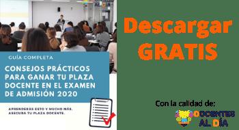 Consejos Prácticos para Ganar tu Plaa Docente en el Examen de Admisión 2020