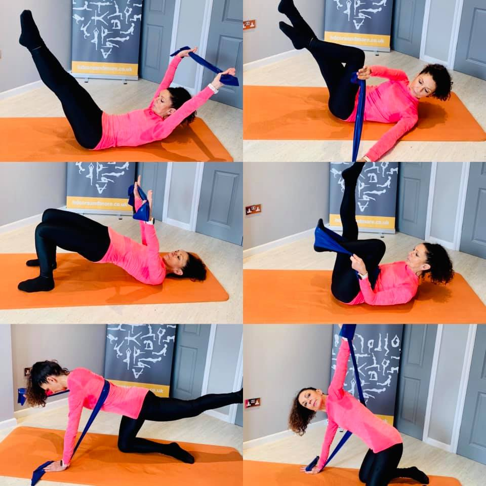 , How we helped Helen be more flexible during lockdown.