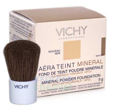 Vichy Aera Teint Mineral Podwer Foundation Reviews Photo