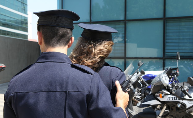 משטרה אילוסטרציה (צילום: אילוסטרציה, צילום אורטל דהן)