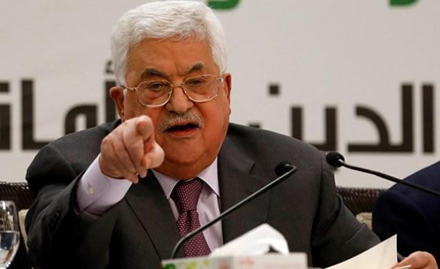 Fortifié dans sa position. Abou Mazen (Photo : Reuters, Actualités)
