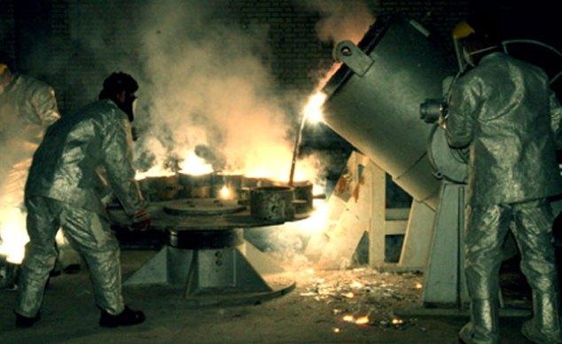 Réacteur nucléaire iranien à l'uranium Iran (Photo: Reuters, Shay Franco, Reuters)