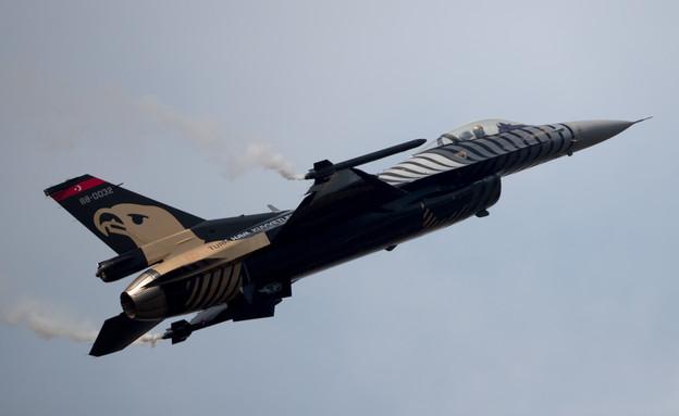 Avion de l'armée de l'air turque (Photo: Matt Cardy / Getty Images)