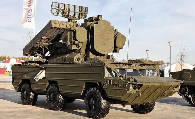 Système de défense aérienne Sa 8