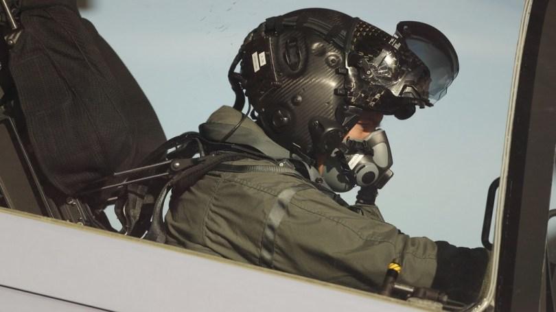 Pilote furtif (Photo: George Frey, GettyImages)