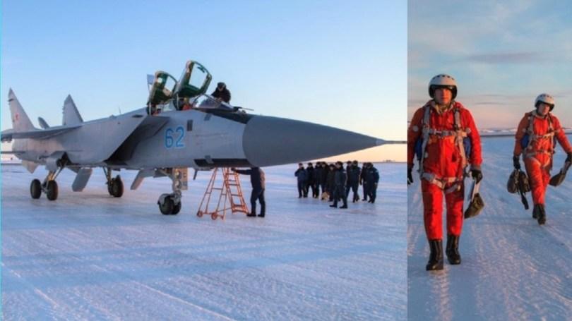 La mission (Photo: mil.ru)