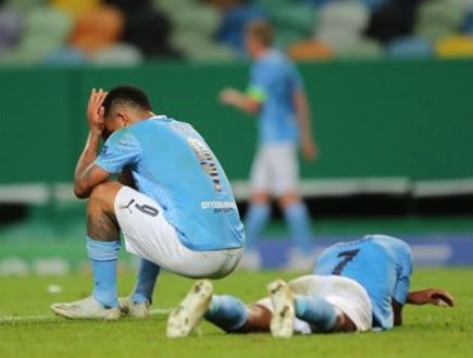 City's relegation last season.  Pep does not want these photos to be repeated ((Photo: Sport 5)