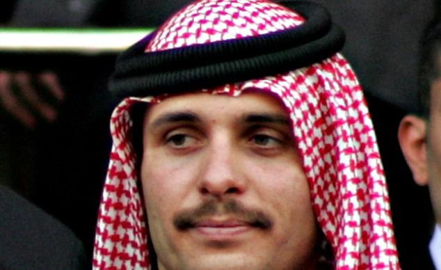 Regent Hamza (Photo: Reuters)