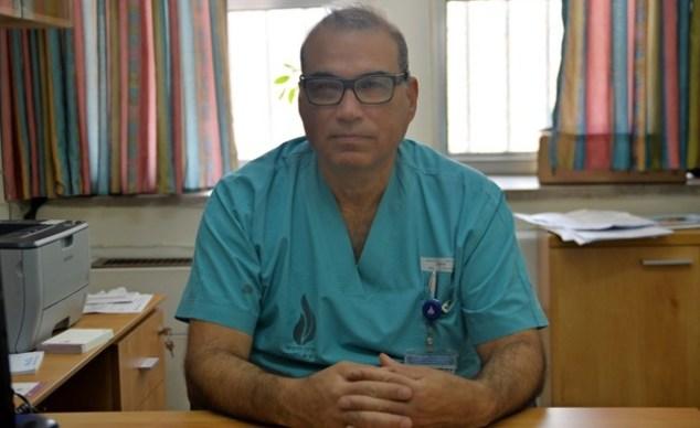 Michael Geist Wolfson Hospital (Photo: Private)
