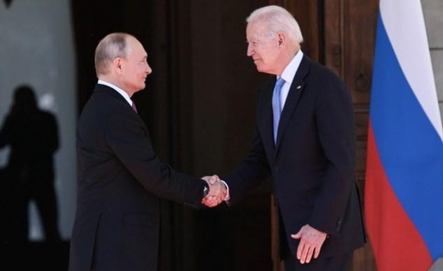 Joe Biden Vladimir Putin (Photo: reuters)
