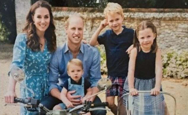 Prince William, Kate Middleton (Photo: twitter / Benjamin wareing)