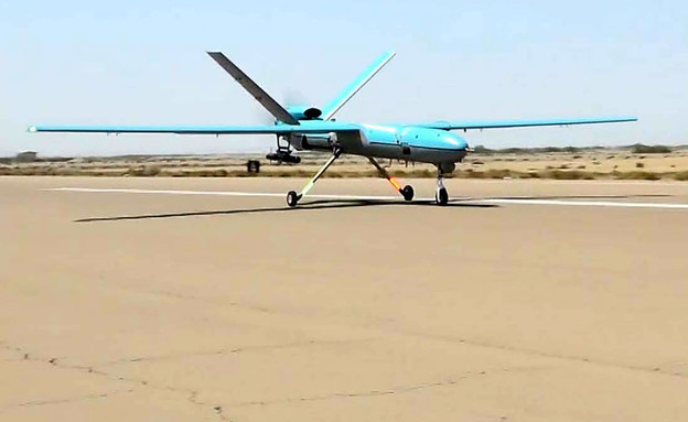 Menace aérienne de l'Iran (Photo : bureau de l'armée iranienne / AFP, GettyImages)