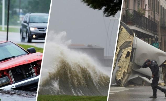 Hurricane Ida Damages in New Orleans, Louisiana, United States (Photo: AP)