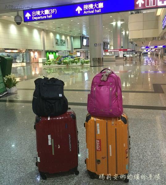 大阪旅遊 乘著長榮的翅膀~從桃園機場到關西空港