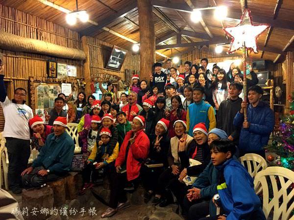 台東東河|Ho~ho~ho 聖誕夜來發富谷部落報佳音吧