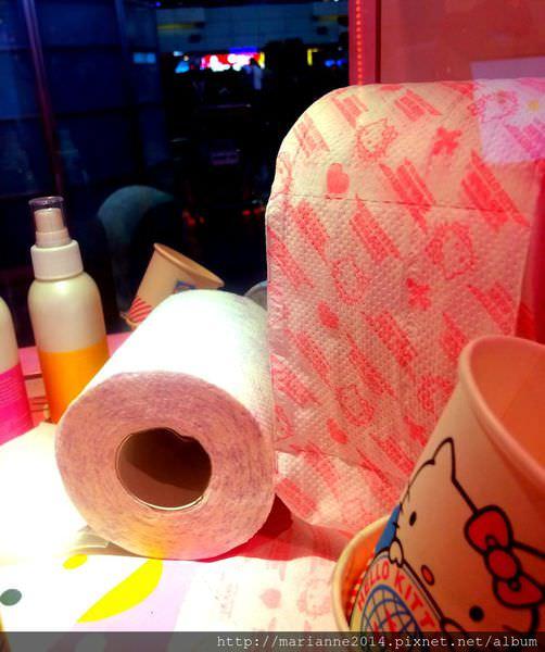 東京自助|搭乘長榮Hello Kitty彩繪機上雲霄