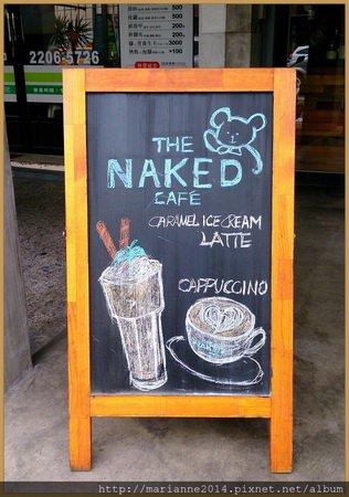 台中北區美食|尼克咖啡5號店.好多木頭的「熊抱尼克」