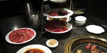 台中西區美食 屋馬燒肉料亭@園邸店-台中超人氣燒肉店