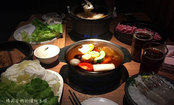 台中南屯美食 拾七石頭火鍋-輕井澤二代店