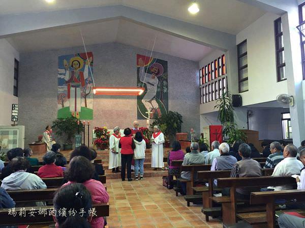 台東東河|聖誕節彌撒及聖誕大餐@東河天主堂