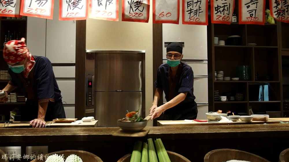 樂座爐端燒,船槳送餐的日本料理