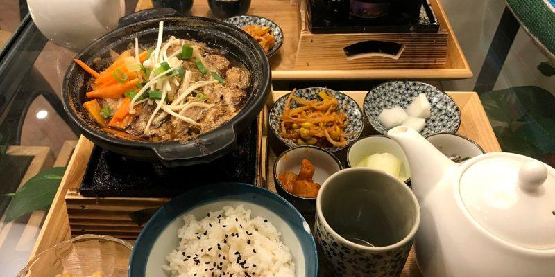 Mariko Kitchen 馬好客|平價韓式料理 韓國樂天百貨名店在一中夜市