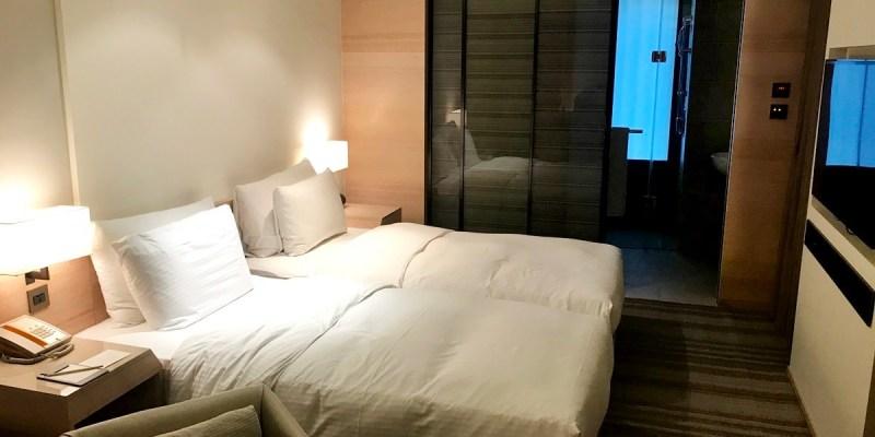 台北住宿 HOTEL COZZI 和逸忠孝館 華山市場對面 捷運善導寺站步行一分鐘