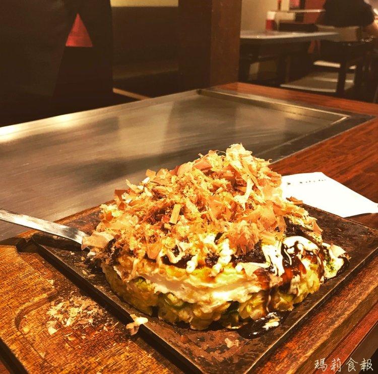 大阪日本橋美食|章魚燒道樂黑門市場 大阪燒 章魚燒 大阪必吃