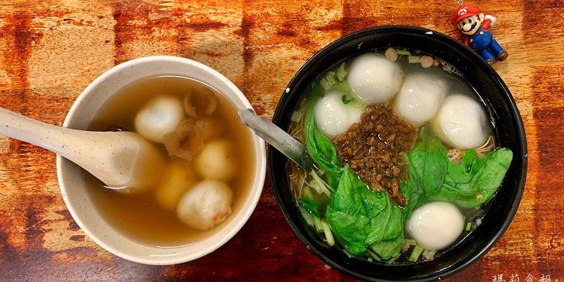 台中北屯美食|欣欣商號 三十多年的湯圓老店 鮮肉大湯圓+雞絲麵必點