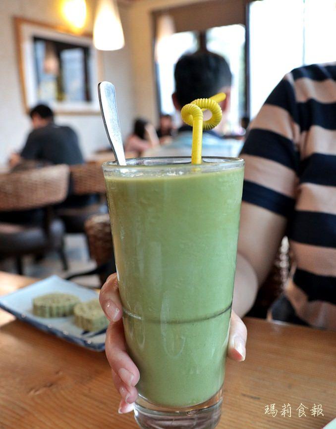 初綠和風定食抹茶,北海道湯咖哩,抹茶鬆餅,鄰近中國醫藥大學,台中北區美食