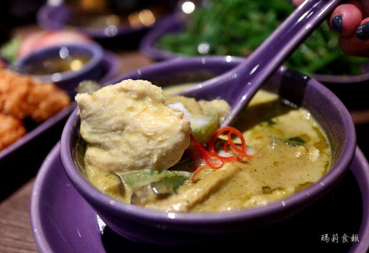 台中北區美食 NARA Thai Cuisine 台中中友店 曾榮獲最佳泰國料理餐廳的道地泰式料裡