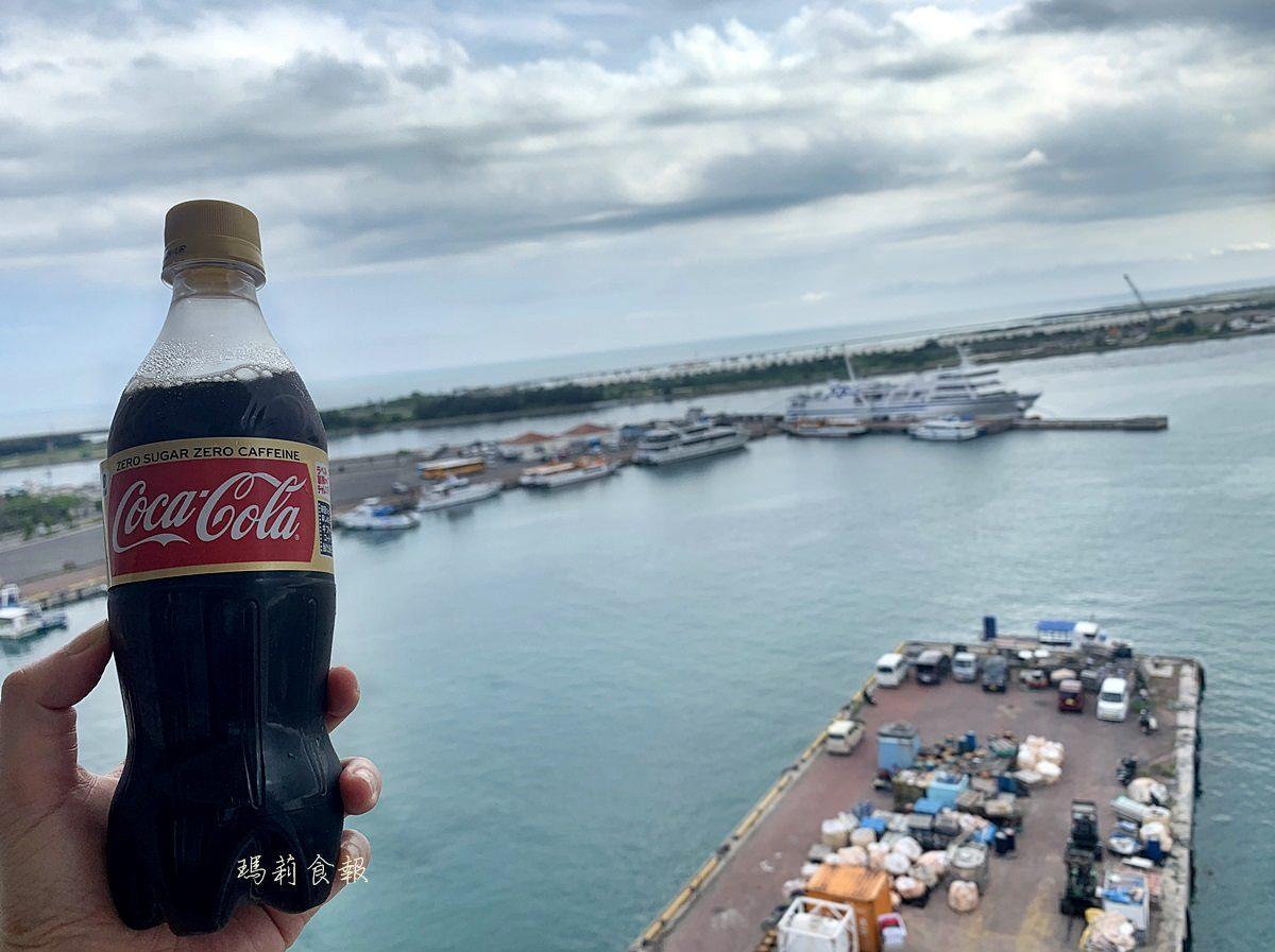 日本可口可樂,Coca-Cola Zero Sugar Zero Caffeine,無糖零咖啡因可樂