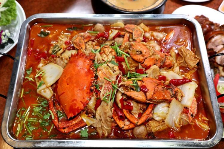 台中西屯美食|大祥海鮮燒鵝餐廳 新鮮海鮮澎湖直送 大啖螃蟹料理的好選擇(附菜單)