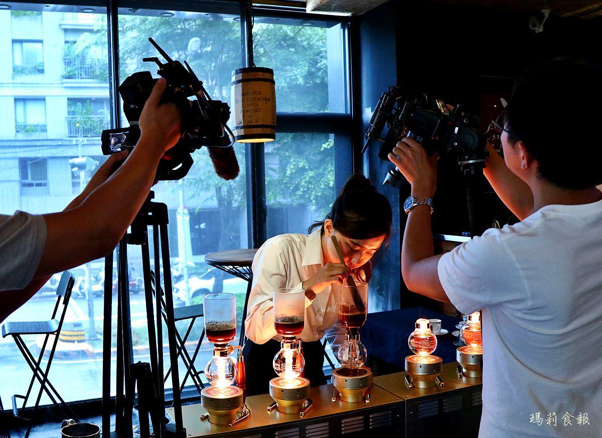 歐客佬精品咖啡,世界盃虹吸咖啡大賽