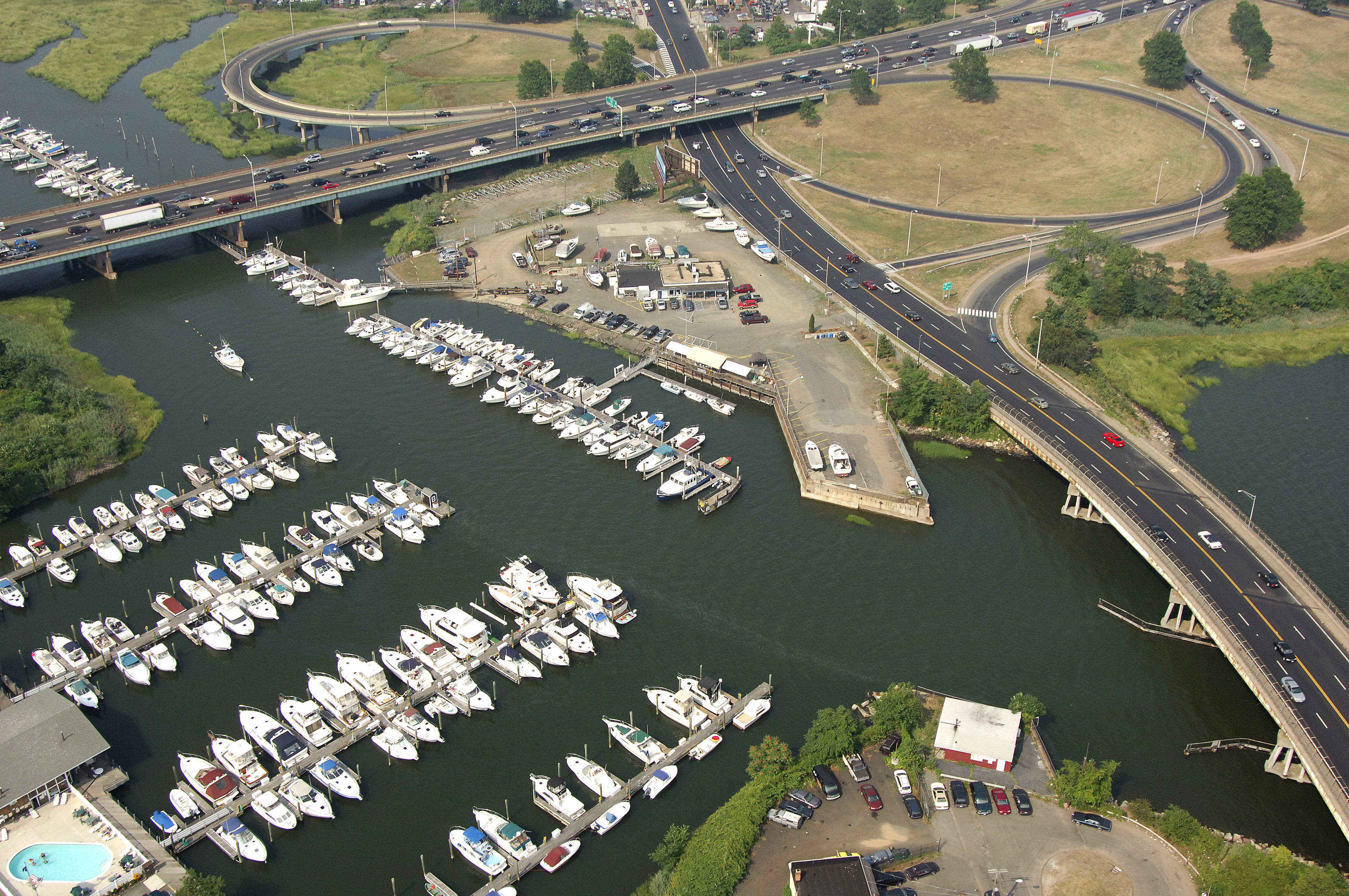 City Point Yacht Club In New Haven CT United States Marina Reviews Phone Number