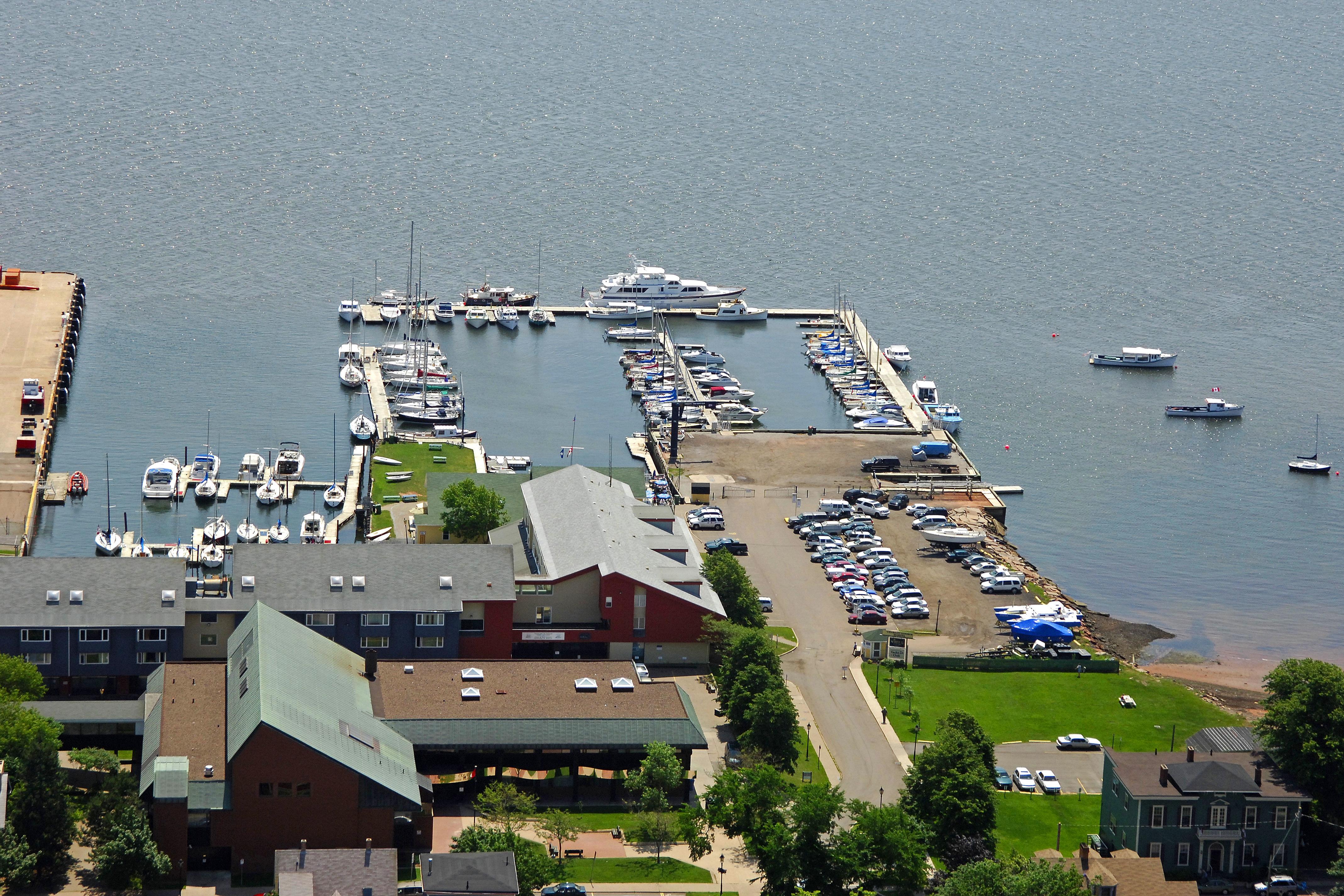 Charlottetown Yacht Club In Charlottetown PE Canada