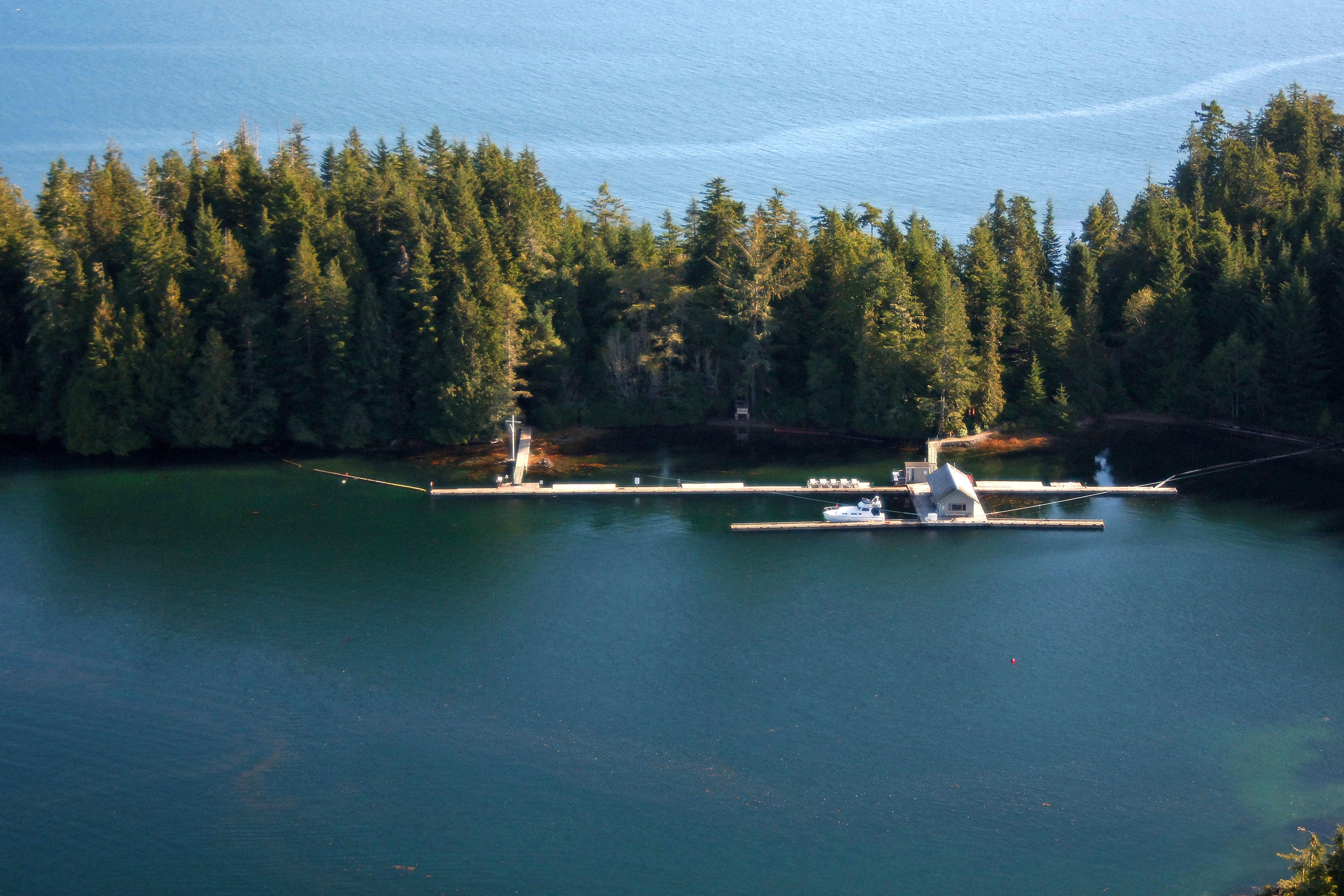 Port Alberni Yacht Club In Port Alberni BC Canada