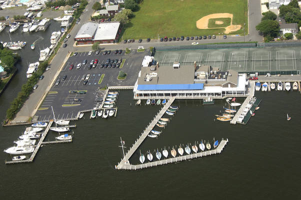 Bay Head Yacht Club In Bay Head NJ United States