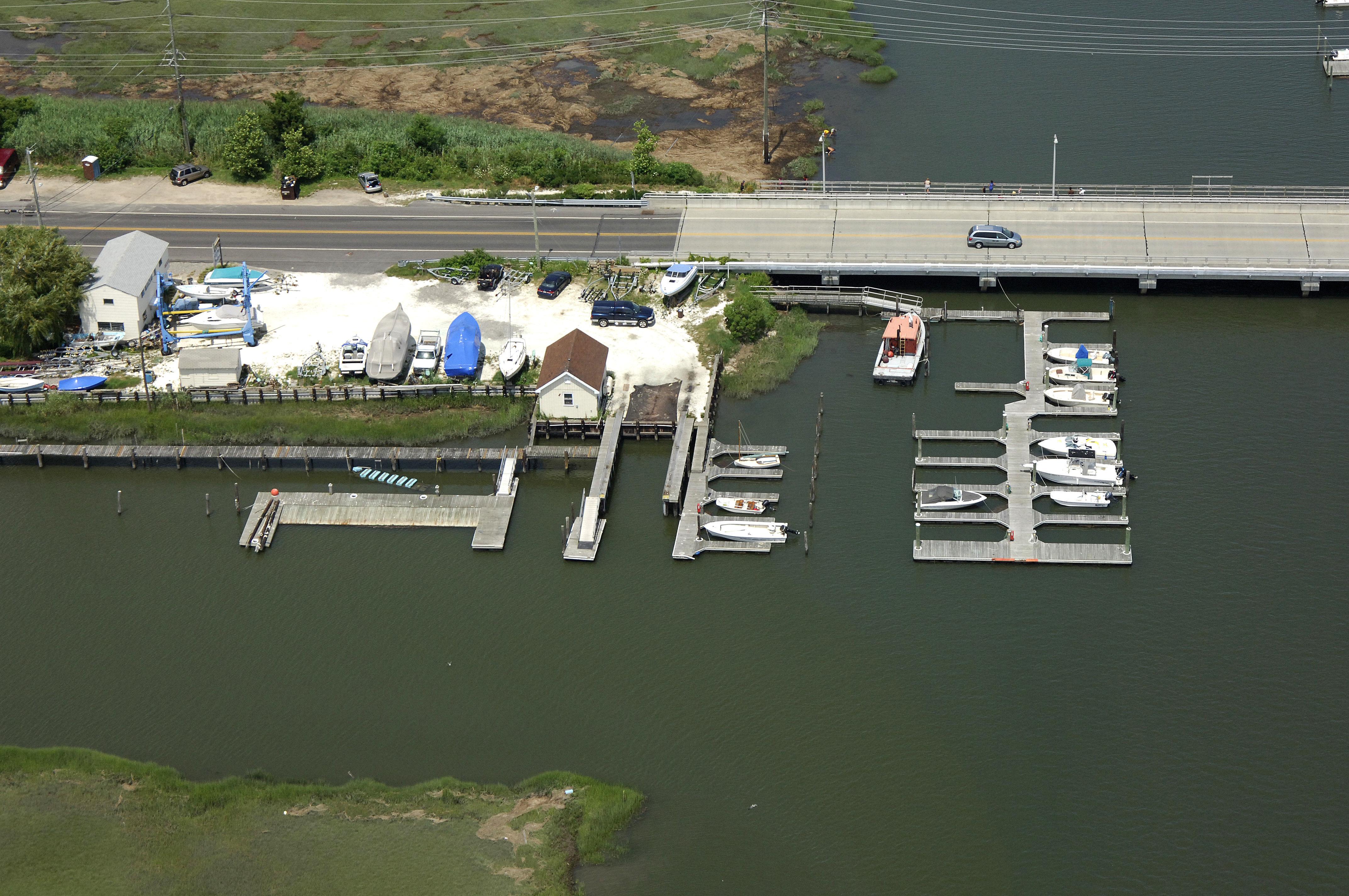 Camp Marine Service In Stone Harbor NJ United States