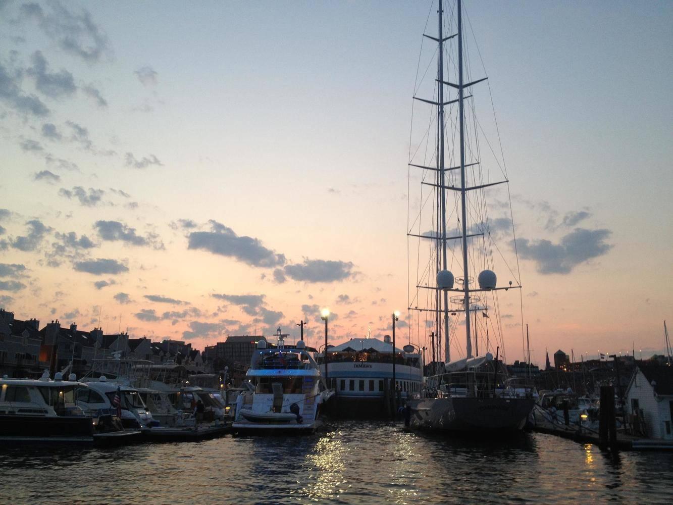 DiMillos Marina Slip Dock Mooring Reservations Dockwa