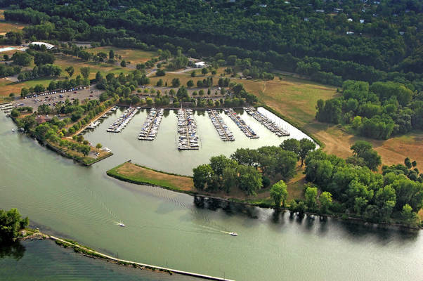 Alan H Treman State Marine Pk In Ithaca NY United States