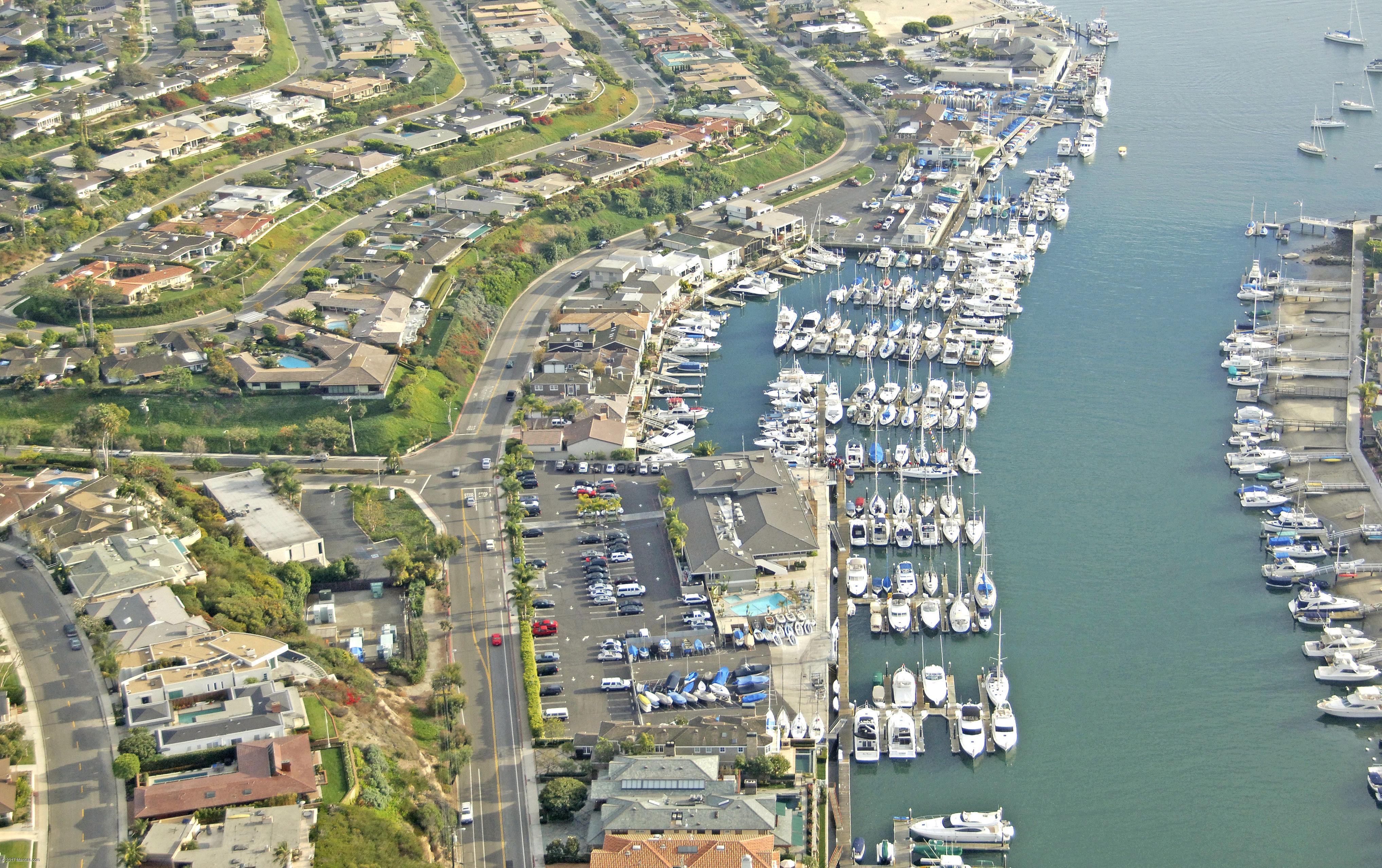 Bahia Corinthian Yacht Club In Corona Del Mar CA United