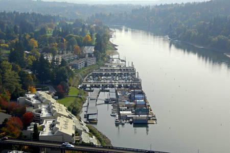 Waverly Yacht Club In Portland OR United States Marina