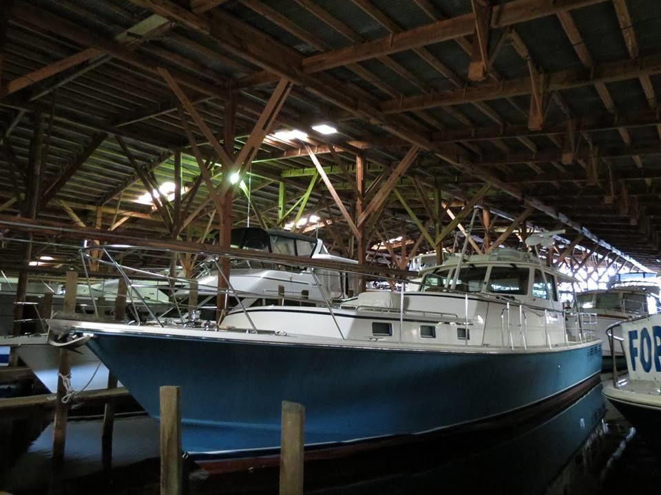 Atlantic Yacht Basin In Chesapeake VA United States