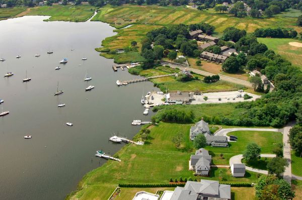 North Cove Yacht Club in Old Saybrook, CT, United States ...