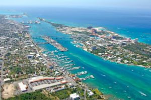 Port of Nassau Bahamas