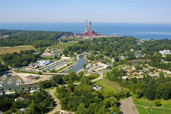 Eastlake Port Harbor In Eastlake OH United States